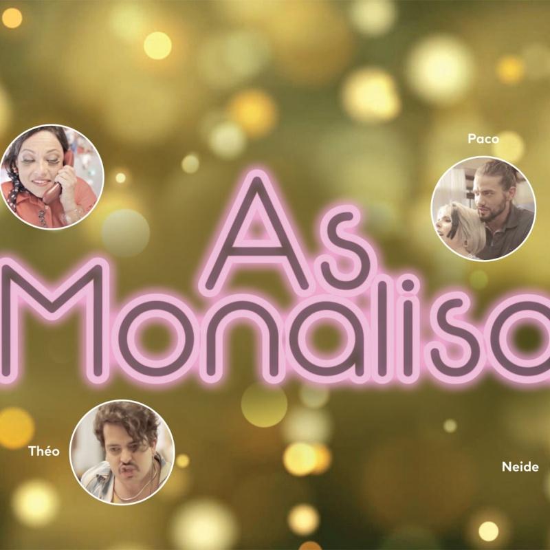 As Monalisa